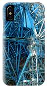 26 East Antenna Abstract 1 IPhone Case