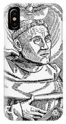 Martin Luther (1483-1546) IPhone Case