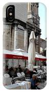 Views Of Split Croatia IPhone Case