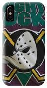 Anaheim Ducks IPhone Case