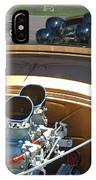 '29 Ford With '32 Ford Reflection IPhone Case
