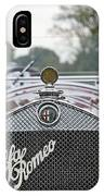 1931 Alfa Romeo IPhone Case