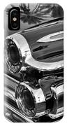 1962 Dodge Polara 500 Taillights IPhone Case