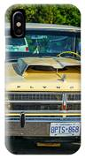 1965 Plymouth Satellite IPhone Case