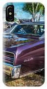 1967 Pontiac Gto  IPhone Case