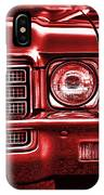 1971 Buick Gs IPhone Case