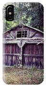 Abandoned Barn IPhone Case