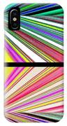 Abstract Fusion 221 IPhone Case