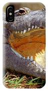 American Crocodile IPhone Case
