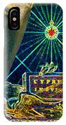 Ancient Cyprus Map And Aphrodite IPhone Case