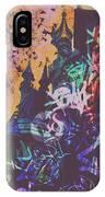 Aurora's Nightmare II IPhone Case