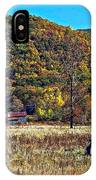 Autumn Farm IPhone Case