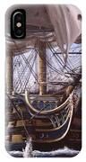 Battle Of Trafalgar IPhone Case