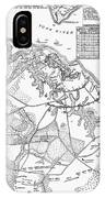 Battle Of Yorktown, 1781 IPhone Case
