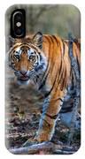 Bengal Tiger Panthera Tigris Tigris IPhone Case
