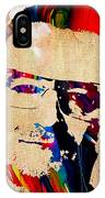 Bono U2 IPhone Case