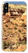 Calf Creek Falls Canyon IPhone Case