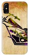 Chopper Art IPhone Case