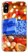 Christmas Box IPhone Case