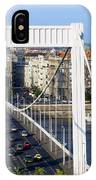 City Of Budapest In Hungary IPhone X Case