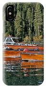 Show Boats IPhone Case