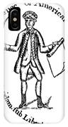 Continental Soldier IPhone Case