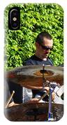Dave Lombardo And Pancho Tomaselli IPhone Case