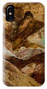 Death Valley Painted Rock IPhone Case