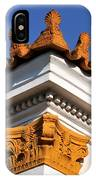 Decorative Roof Tiles In Plaka IPhone Case