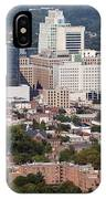 Downtown Skyline Of Wilmington IPhone Case