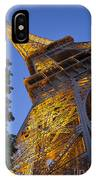 Eiffel Twilight IPhone Case