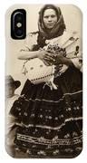 Ellis Island Women, C1910 IPhone Case