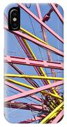 Evergreen State Fair Ferris Wheel IPhone Case