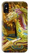 Fairground Carousel IPhone Case