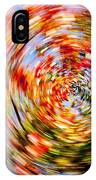 Fall Abstract IPhone Case