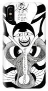 Fart Dot Com IPhone Case