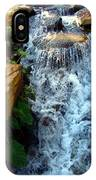 Finlay Park Waterfall 2 IPhone Case
