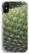 Garden Cactus IPhone Case