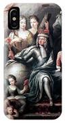 George I (1660-1727) IPhone Case