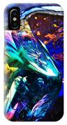 Glass Abstract 682 IPhone Case