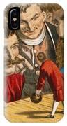 Gullivers Travels IPhone Case