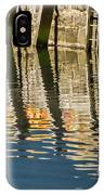 Harbour Reflections IPhone Case