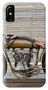 Harley-davidson Board Track Racer IPhone Case
