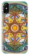 Heaven And Earth Mandala IPhone Case