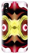 Horizon Abstract IPhone Case