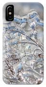Ice Storm Alfalfa IPhone Case
