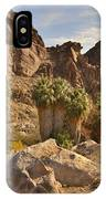 Indian Canyons IPhone Case