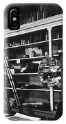 Interior The Old Store Pearce Mercantile Ghost Town Pearce Arizona 1971 IPhone Case
