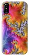 Julia Fractal IPhone X Case