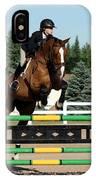 Jumper13 IPhone Case